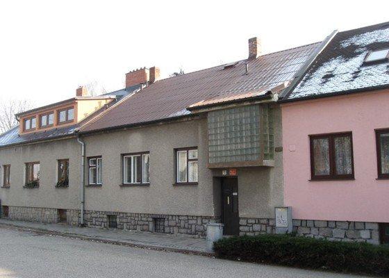 Rekonstrukce rodinného domu v Olomouci