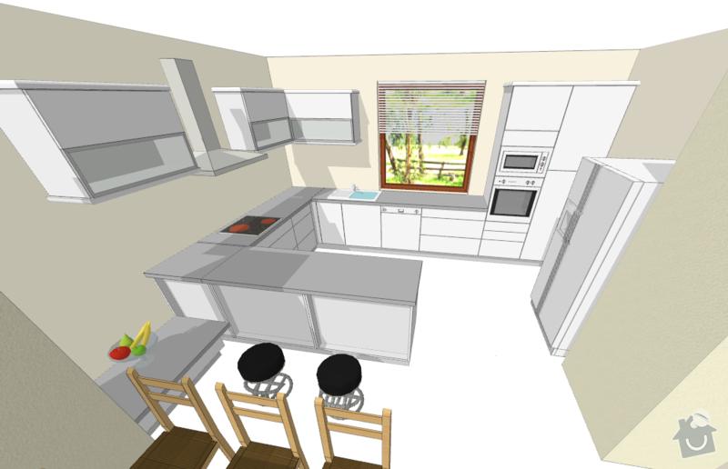 Kuchyňská linka : kuchyn_nahled2