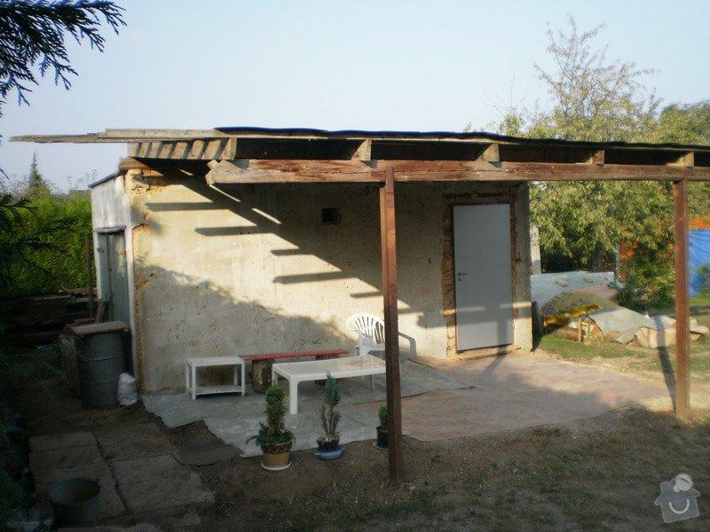 Kompletní rekonstrukce garáže, přístavek pergola: 17-200909_54_