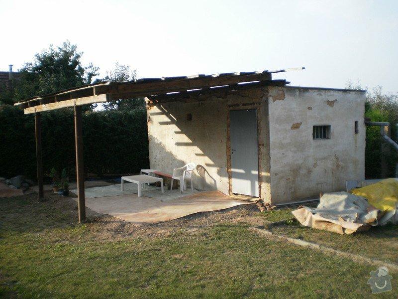 Kompletní rekonstrukce garáže, přístavek pergola: 17-200909_55_