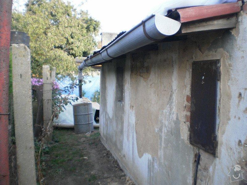 Kompletní rekonstrukce garáže, přístavek pergola: 17-200909_81_