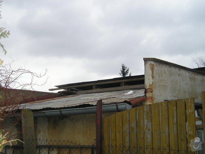 Kompletní rekonstrukce garáže, přístavek pergola: 240209_4_