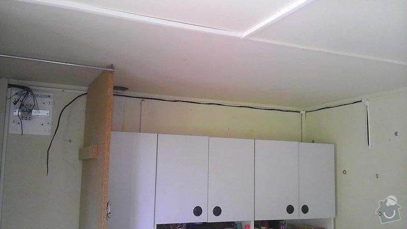 Výměna jističů, natažení kabelu a napojení dvouzásuvky: IMAG2523