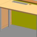 Dva psaci stoly s supliky stoly 02