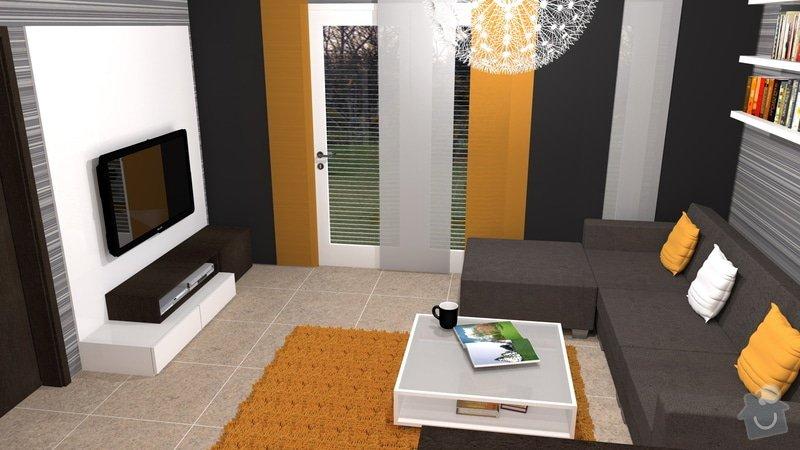 Návrh interiéru velmi malého RD: interier_2
