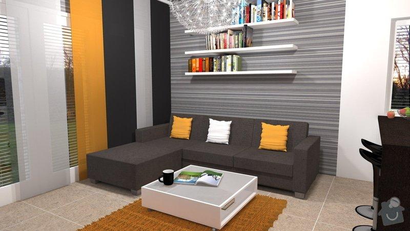 Návrh interiéru velmi malého RD: interier_5