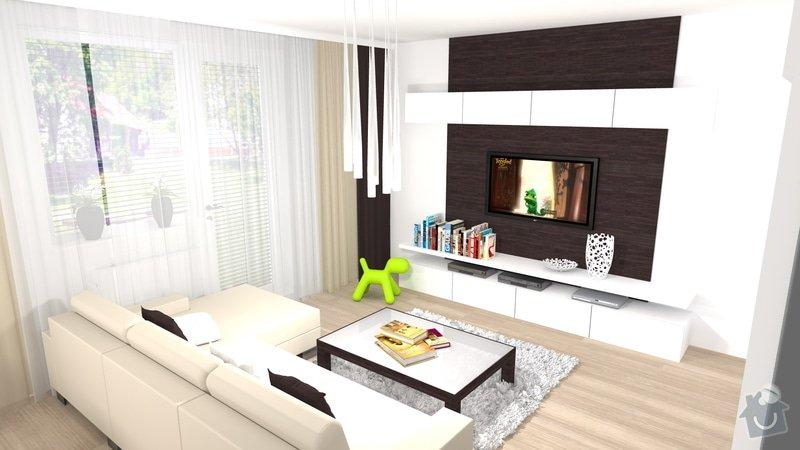 Návrh a vizualizace kuchyně a obývacího pokoje: kuchyn_obyvak_5