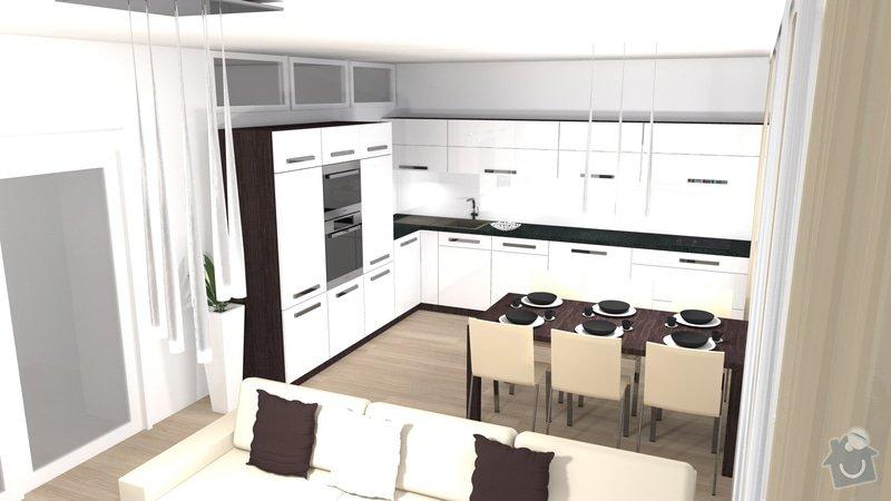 Návrh a vizualizace kuchyně a obývacího pokoje: kuchyn_obyvak_6
