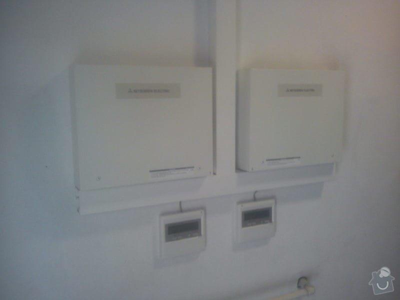 Tepelné čerpadlo: DSC00405