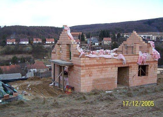 Rodinný dům u Brna