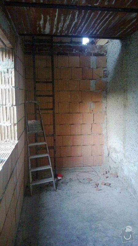 Vnitřní betonové schodiště: WP_20130806_003