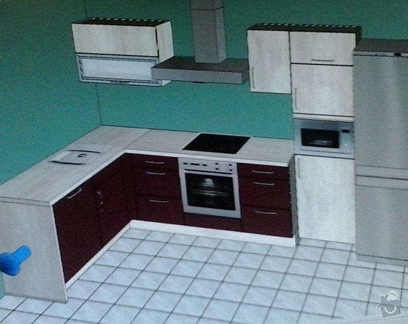 Výroba kuchyňské linky: L_kuchyne_4_