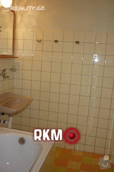 Obložení koupelny: 01