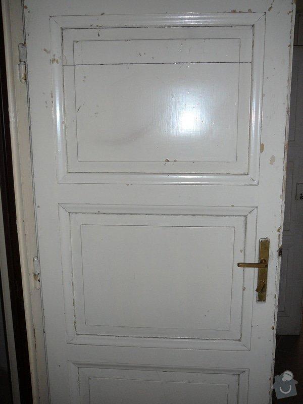 Výroba dřevěných interiérových dveří: P1080369