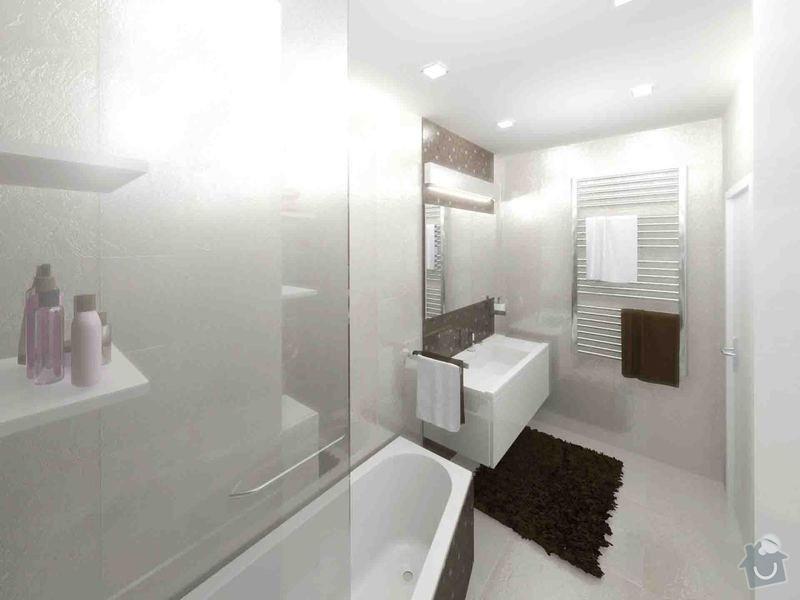Návrh a realizace luxusní koupelny a chodby: koupelna_chodba_karasova_02