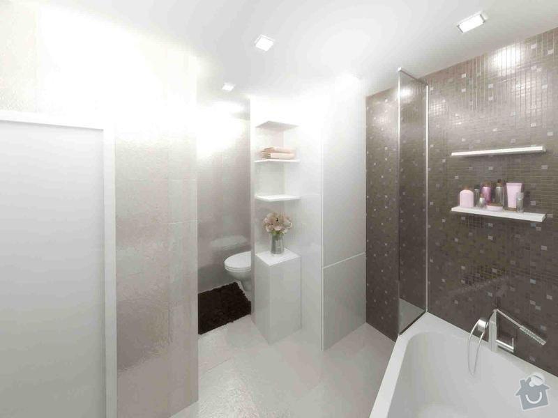 Návrh a realizace luxusní koupelny a chodby: koupelna_chodba_karasova_03