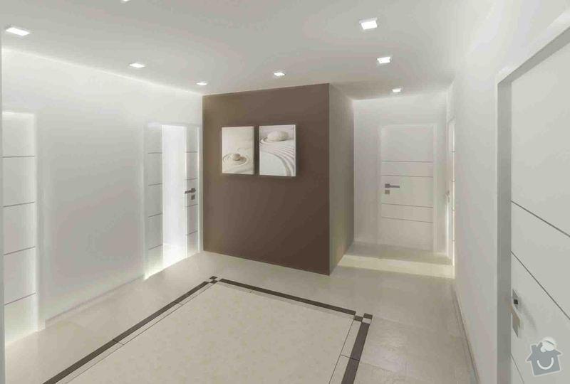 Návrh a realizace luxusní koupelny a chodby: koupelna_chodba_karasova_05