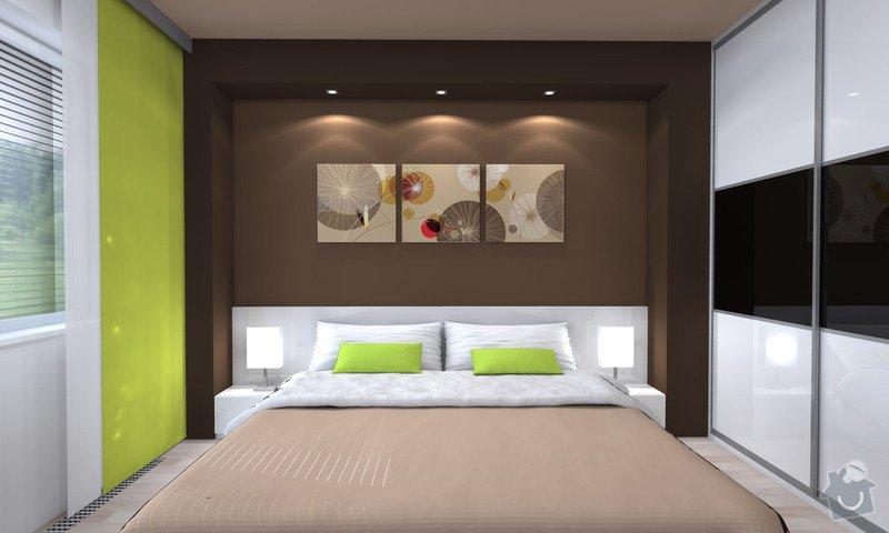Návrh moderní ložnice: loznice_2