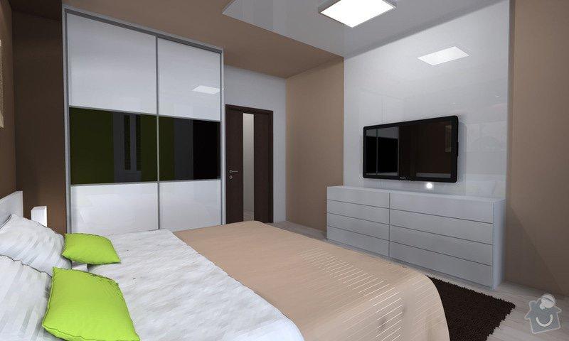 Návrh moderní ložnice: loznice_3
