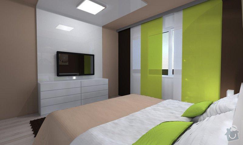 Návrh moderní ložnice: loznice_4