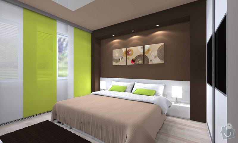 Návrh moderní ložnice: loznice_5
