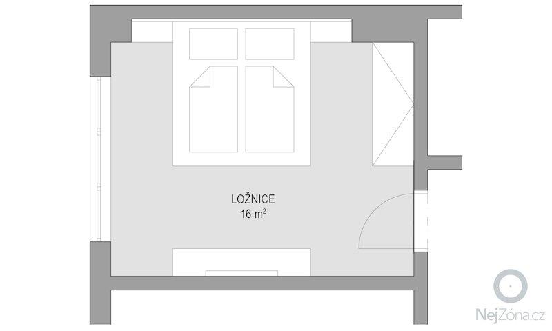 Návrh moderní ložnice: loznice_6