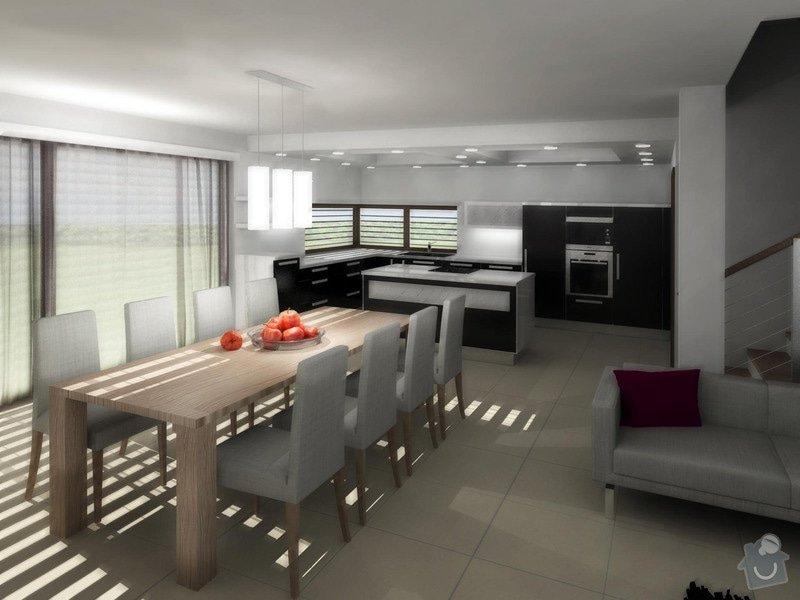 Návrh interiéru moderní novostavby RD: kuchyn_karasova_1