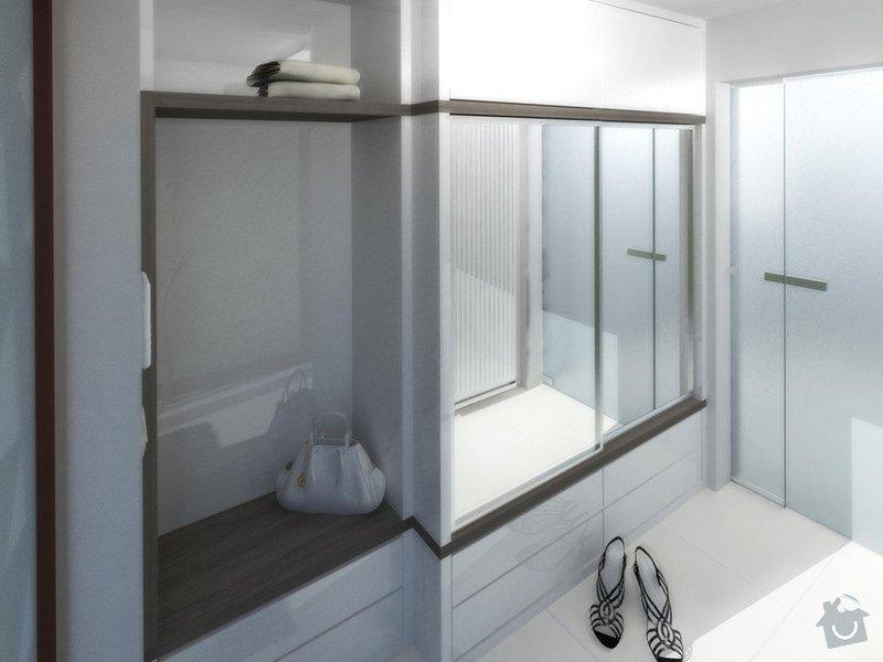 Návrh interiéru moderní novostavby RD: zadveri_karasova_1