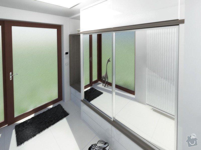 Návrh interiéru moderní novostavby RD: zadveri_karasova_2