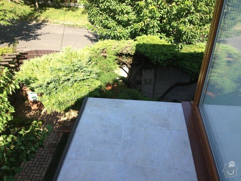 Nerezové zábradlí na balkón rodinného domu: obrazek_2