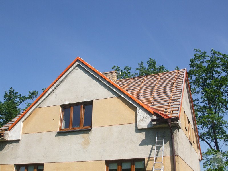 Rekonstrukce a zateplení střechy: Strecha_Plana_027