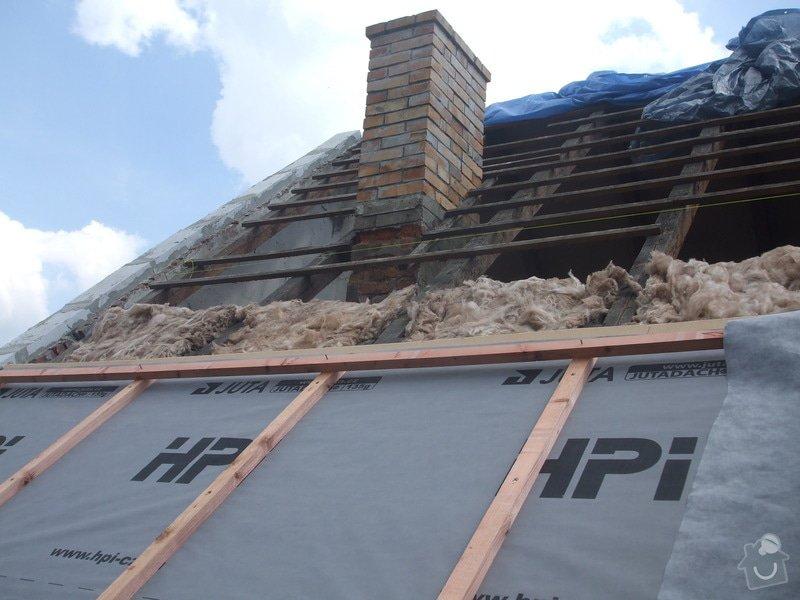 Rekonstrukce a zateplení střechy: Strecha_Plana_003