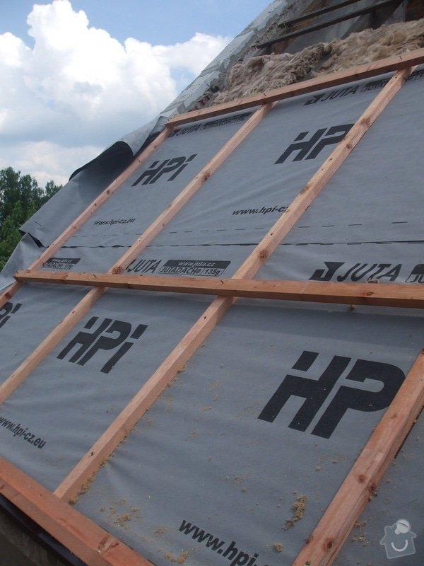 Rekonstrukce a zateplení střechy: Strecha_Plana_004