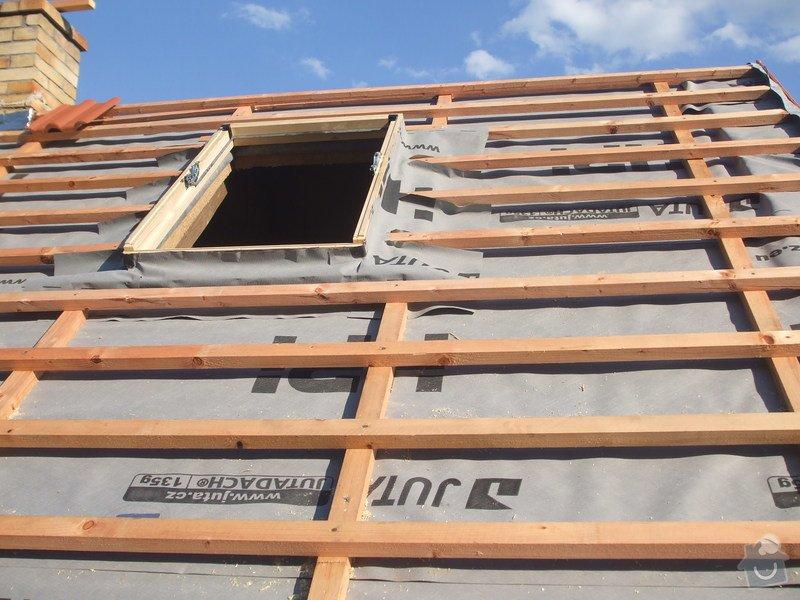 Rekonstrukce a zateplení střechy: Strecha_Plana_015