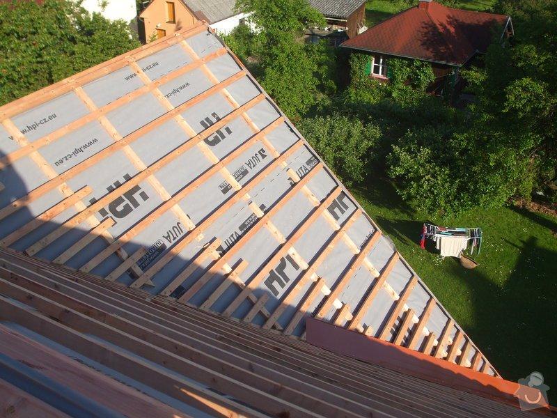 Rekonstrukce a zateplení střechy: Strecha_Plana_019