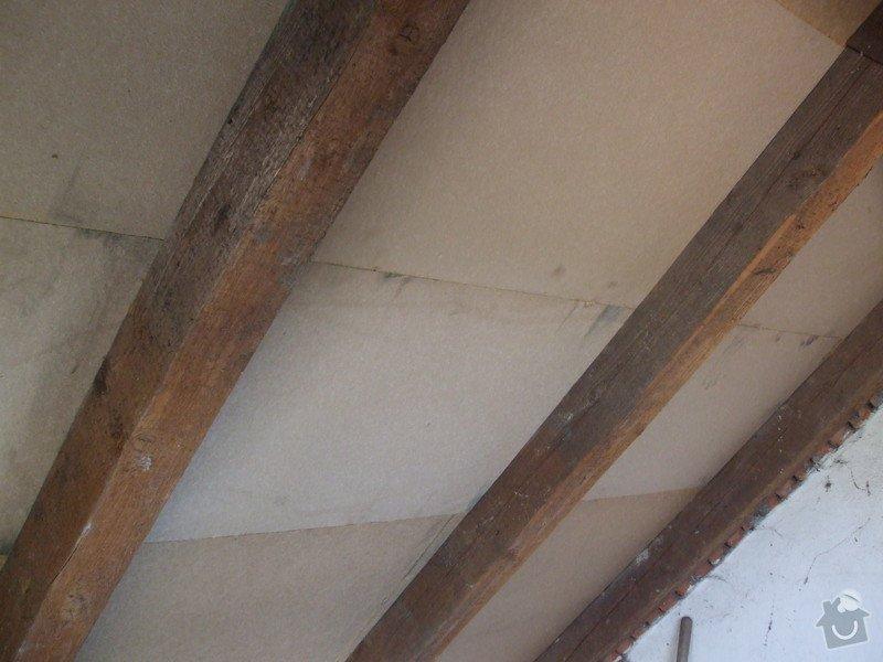 Rekonstrukce a zateplení střechy: Strecha_Plana_022