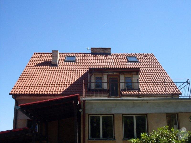 Rekonstrukce a zateplení střechy: cela_strecha_001