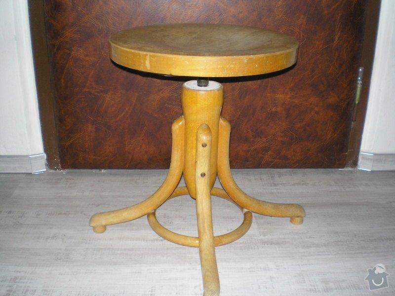 Renovace nábytku: zidle_k_pianu