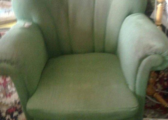 Čalounění židlí, křesel a matrací