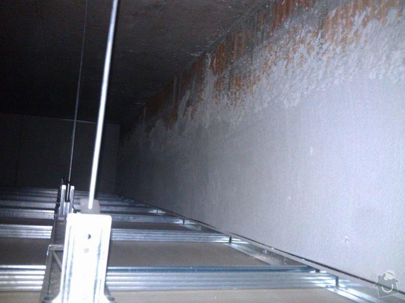 Úprava sádrokartonového podhledu: 04-Podhled-vnejsi