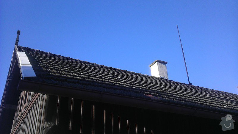 Střecha: IMAG0484