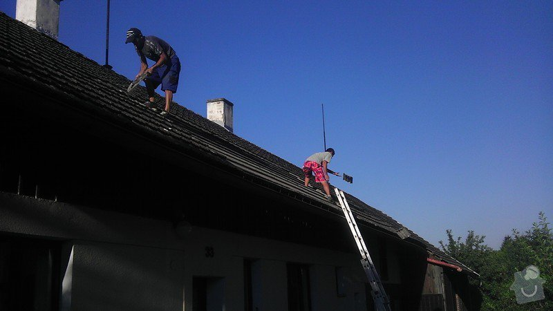 Střecha: IMAG0485