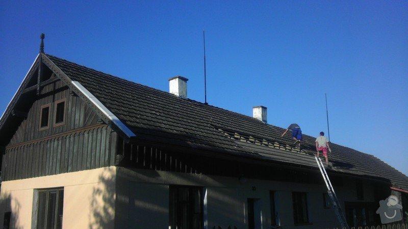 Střecha: IMAG0486