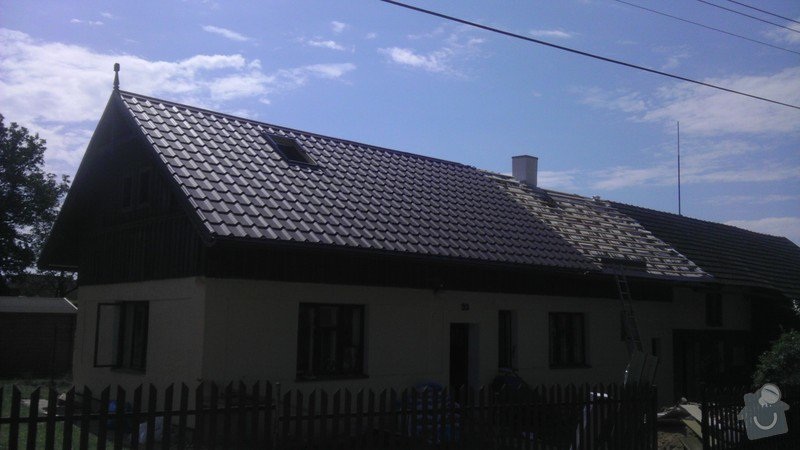 Střecha: IMAG0492
