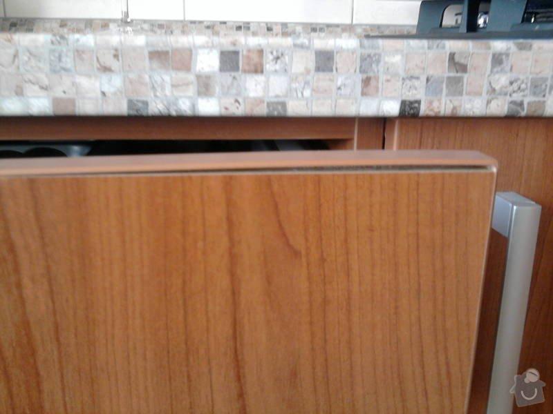 Renovace úplně nové kuchyňské linky: Fotografie1482