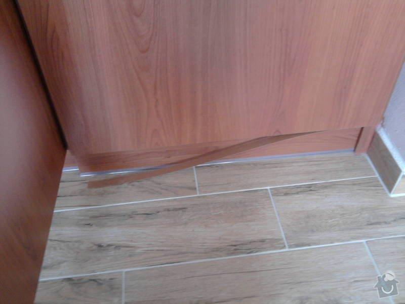 Renovace úplně nové kuchyňské linky: Fotografie1479