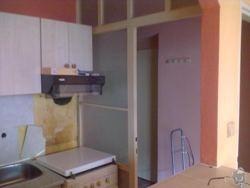 Rekonstrukce bytového jádra ve zděné bytovce : 01012011406