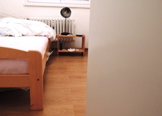 Rekonstrukce bytového jádra ve zděné bytovce
