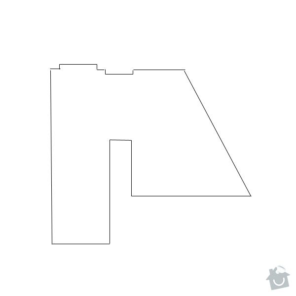 Položení parket na stěrku: Planek_prostoru