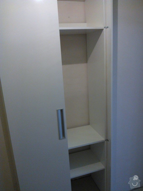 Vestavná skříň/dveře do niky: 20130625_115956_WP_001232